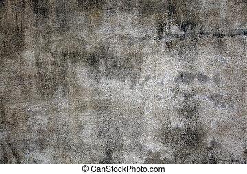 beton, grunge, grijze , achtergrond