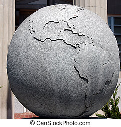 beton, wereld