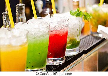 bezig met vernieuwen, cocktail