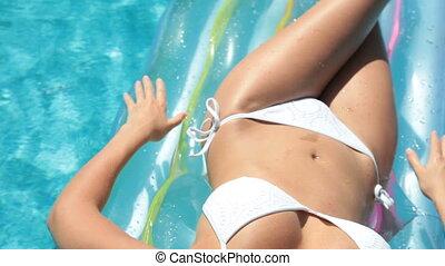bikini, vrouwlijk