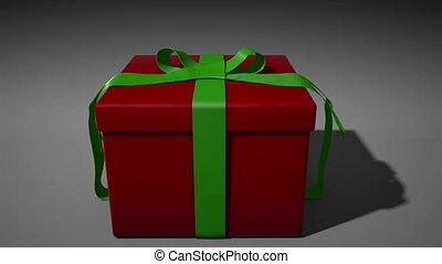binnen, cadeau