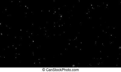black , het vallen, achtergrond, dons, boven, hd, pluizig, 1920x1080