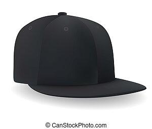 black , pet, honkbal