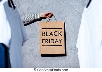 black , vrijdag, winkeltas