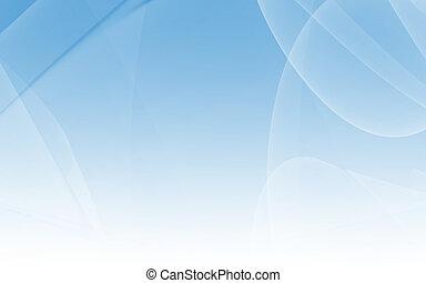 blauwe achtergrond, textuur, abstract