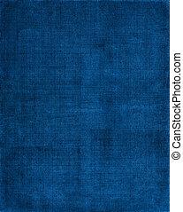 blauwe , doek, achtergrond