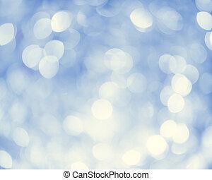 blauwe lichten, achtergrond