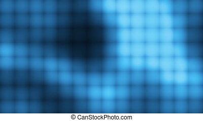 blauwe , lus, muur, plein