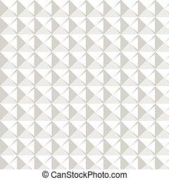 blauwe , meetkunde, abstract, pattern., helder, vector, driehoeken