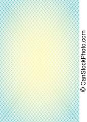 blauwe , modelleer ontwerp, illustratie