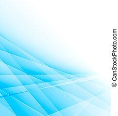 blauwe , zakelijk, licht, abstract, achtergrond, informatieboekje