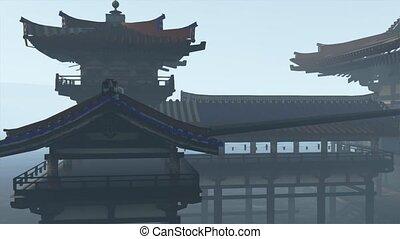 boeddhisme, zen, tempel