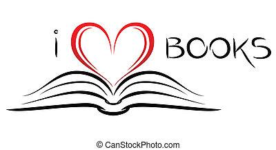 boekjes , liefde