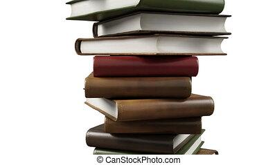 boekjes , moderne, stapel