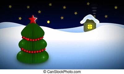 boompje, christmass, lus