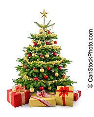 boompje, dozen, sterke drank, kerstkado
