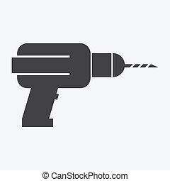 boor, pictogram