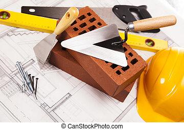 bouwmateriaal, bouwsector