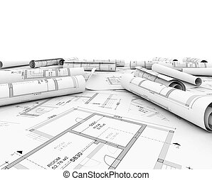 bouwsector, plan