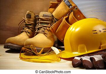 bouwsector, veiligheid