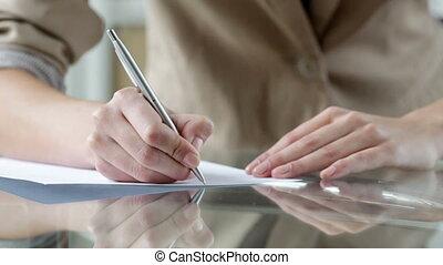 brief geschrift