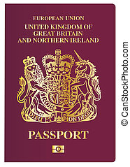 brits, paspoort