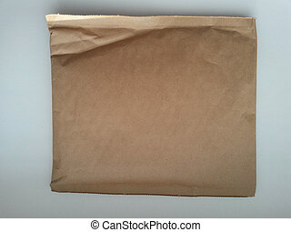 bruin papierpak