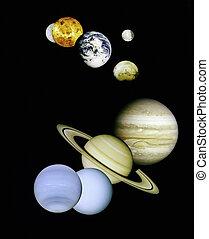 buitenst, planeet, space.
