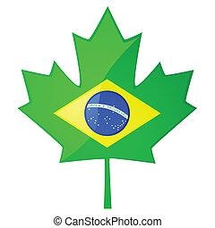 canada, braziliaans