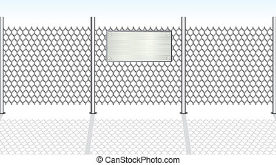 chainlink barriere
