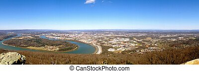 chattanooga, tennessee, rivier