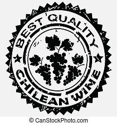 chileen, wijntje, kwaliteit, best, etiket