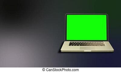 chroma, laptop sleutel