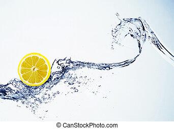 citroen, water nevel