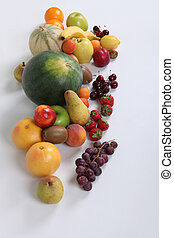 close-up, fruit