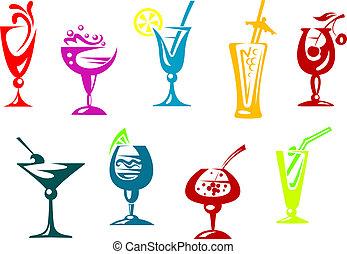 cocktails, sap, alcohol