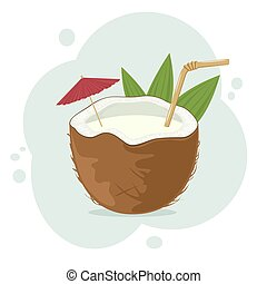 cocosnoot, cocktail