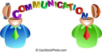 communicatie, hersenen