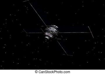communicatie, satelliet