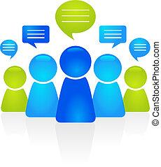communicatie, zakelijk