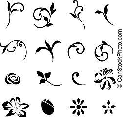 communie, 01, floral, vastgesteld ontwerp