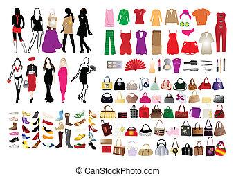 communie, vrouwen, mode