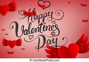 composiet, valentines, beeld