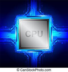 computertechnologie, bewerker