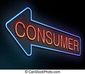 concept., consument