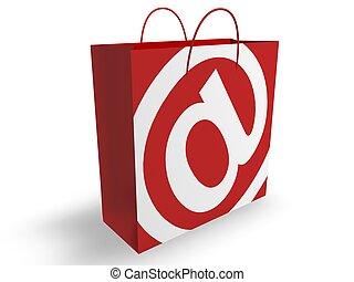 concept, e-handel