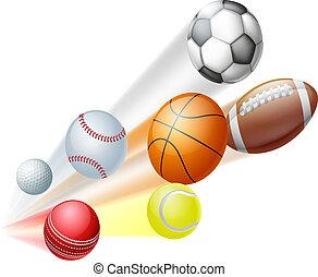 concept, gelul, sporten