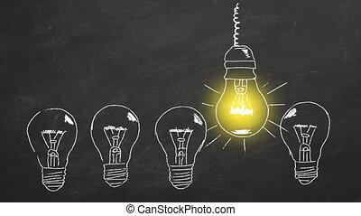 concept, idee