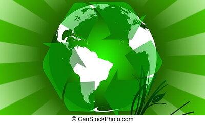 concept, vernieuwbare energie