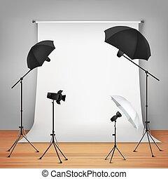 conceptontwikkeling, foto studio